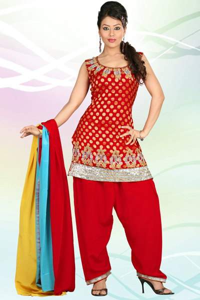 new patiala shalwar kameez