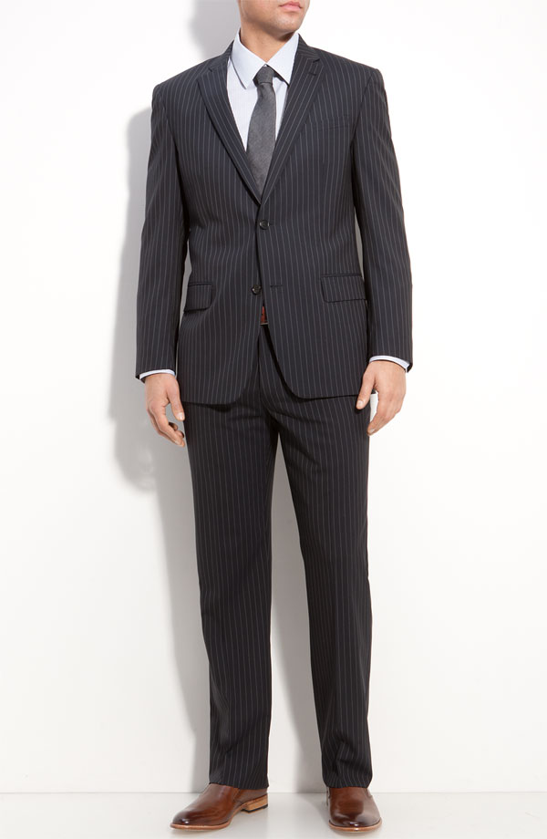 Star USA 'Bedford' Pinstripe Suit