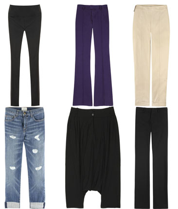 Pants Collection 2012