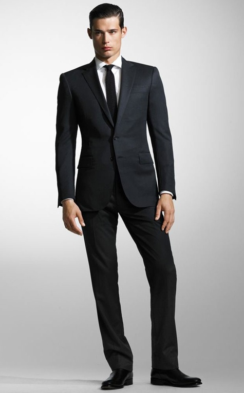 ralph lauren black label Suit Design 2012