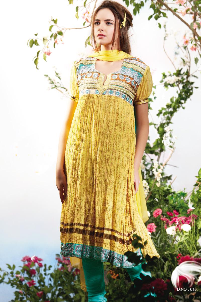 Salwar kameez Style