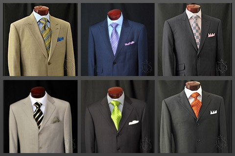 six imago suits