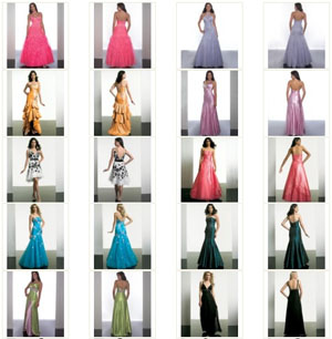 special occasion fashion dresses