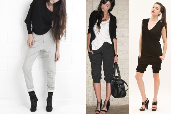 sweatpants get stylish trends fashion