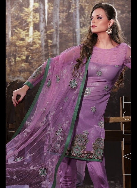 tailored salwar kameez