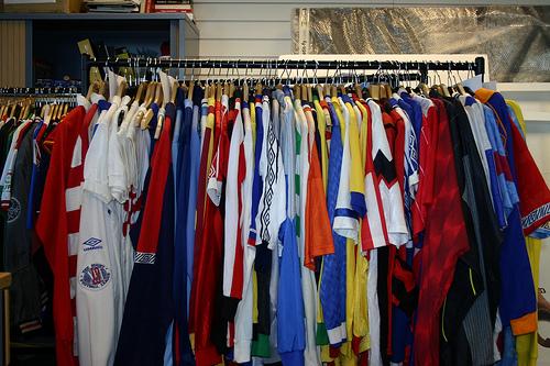 umbro football shirt archives