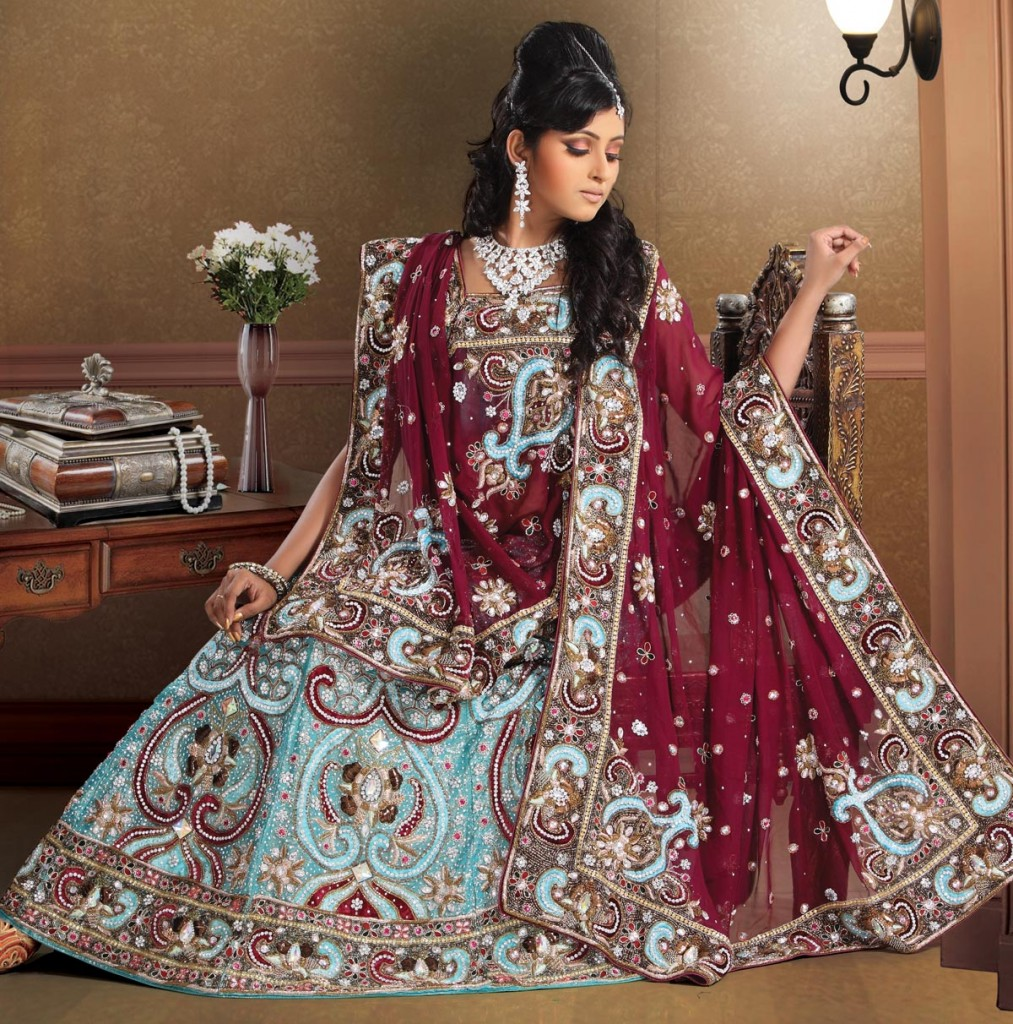 wedding dress Lehnga