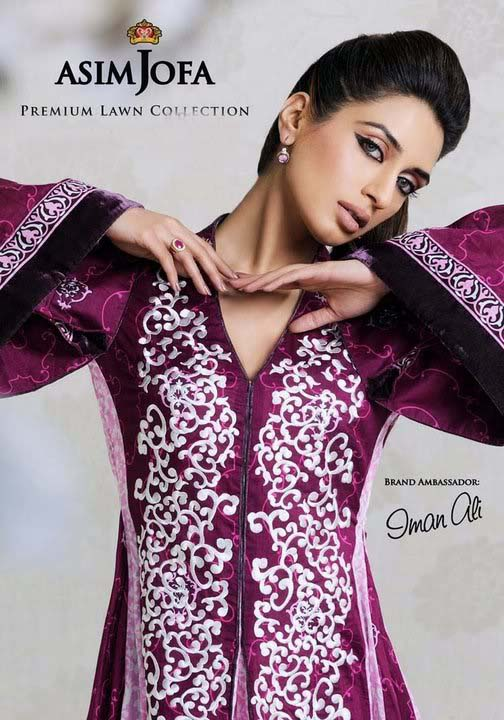 Asim Jofas Lawn Collection for Women