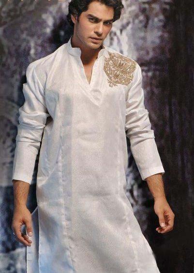 Beautiful Kurta Shalwar For Men by HSY