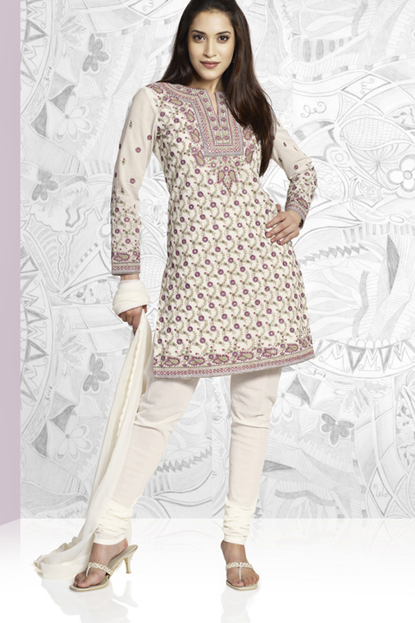 Churidar Kurta Design 2011