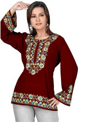 Designer Indian Kurtis