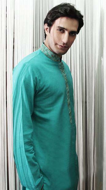 Ferozi Khaddi Cotton Kurta Shalwar For Men