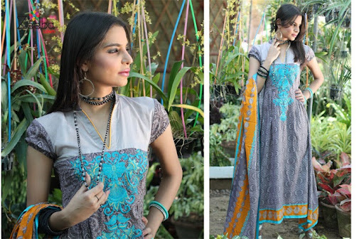 Latest Lawn Collection 2011-12