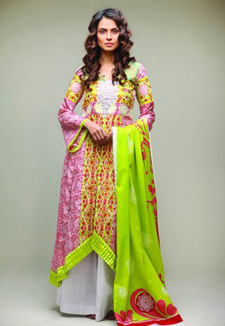 Lawn Dresses Designs