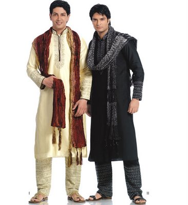 men kurta shalwar collection 2012