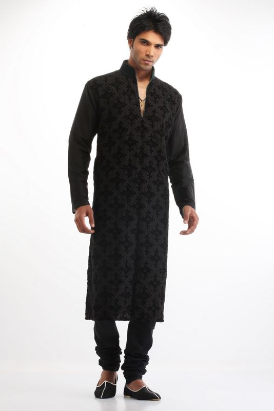 Men's kurta designs 2012