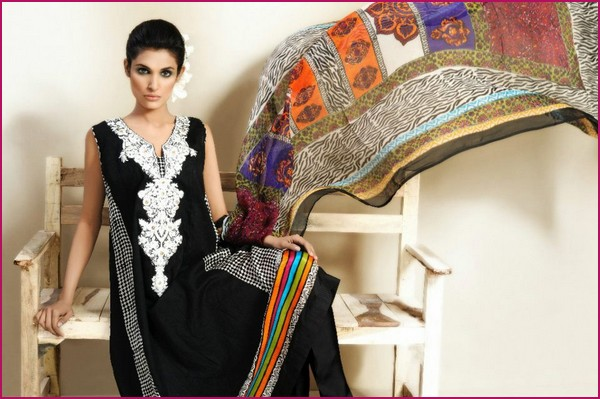 Shirin Hassan Lawn 2012 Summer Collection