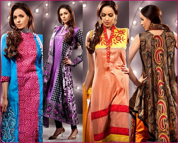 Star Textile Mills Presents ZQ Lawn Collection 2012
