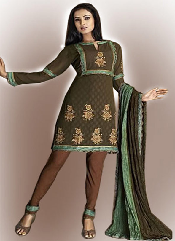 beautiful kurta dress design