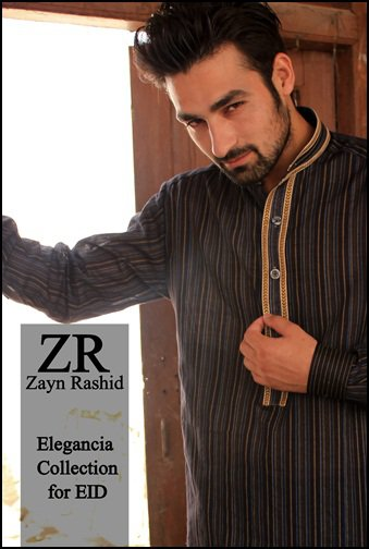 zayn rashid latest kurta styles for men