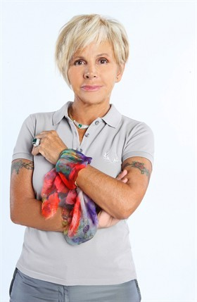 Anna Molinari Ottobre Rosa