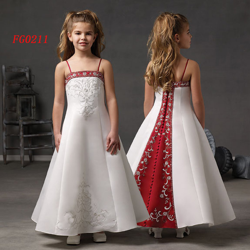 Posts tagged kids wedding dresses fashion style trends 2017 for Wedding dresses for child