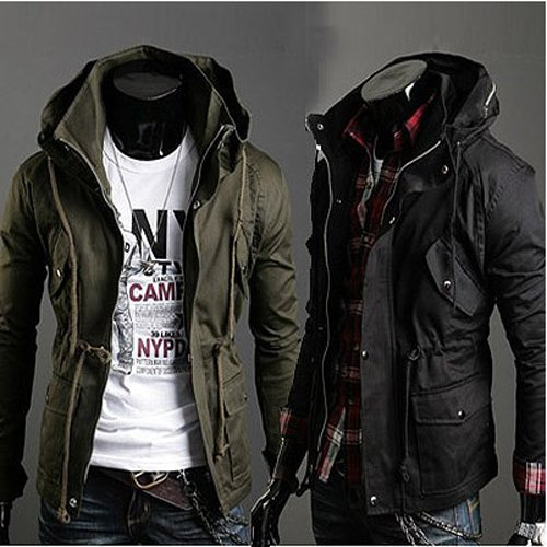 casual coats for men fashion style trends 2018
