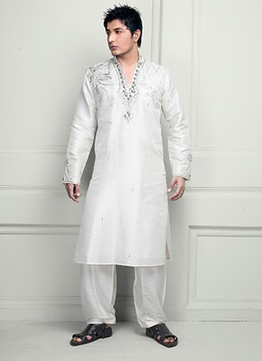 Indian Kurta Pajama - men kurta
