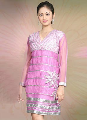 Indian Tunic Fashion