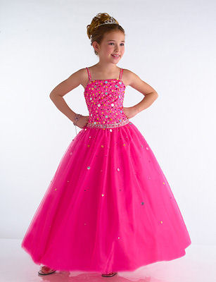 Evening Dress Sale on Kids Dresses For Girls Are Beautiful And Delicate The Same Way As For