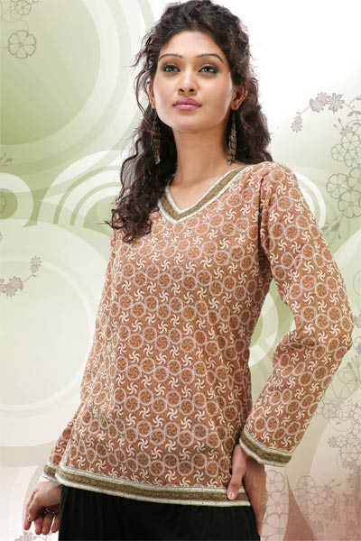 Kurti with Jeans Latest Eid Designs