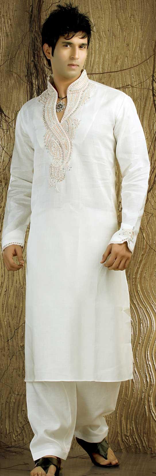Linen Kurta Pajama