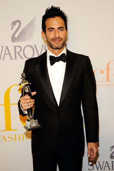 MARC JACOBS in CFDA Fashion Awards