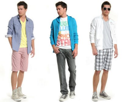 Mens Casual Dress For Summer