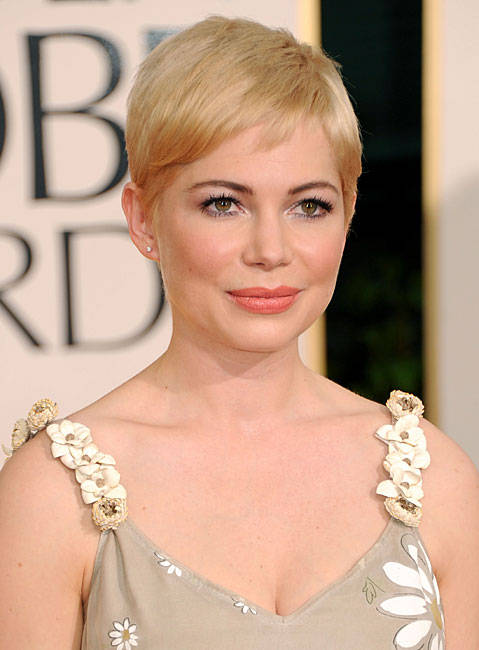 Michelle Williams 2011 Golden Globes