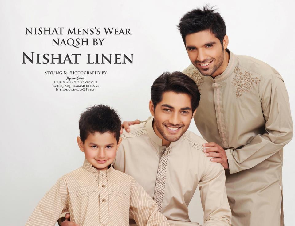 Naqsh Latest Summer Kurta Collection 2012