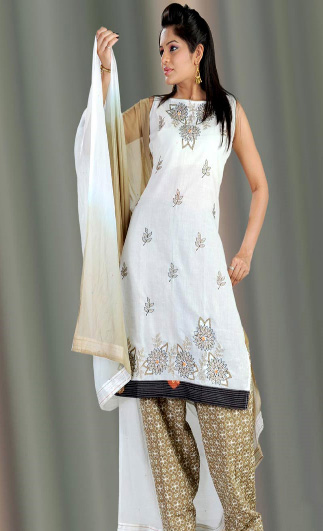 New Casual Salwar Kameez