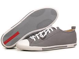 Prada Mens Casual Shoes