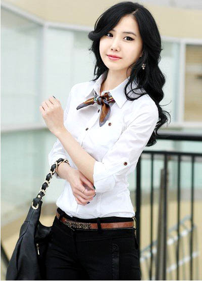 Style Office Dresses for Girls