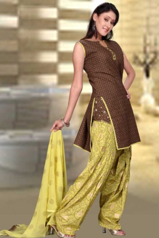 Women Kurti Shalwar