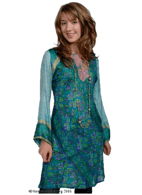 Womens long kurta