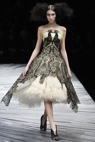 alexander mcqueen Design Dress