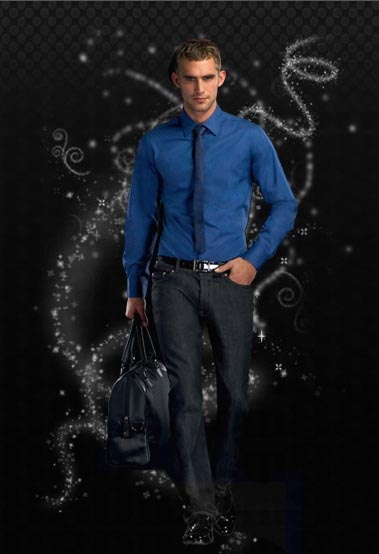 casual dresses for men