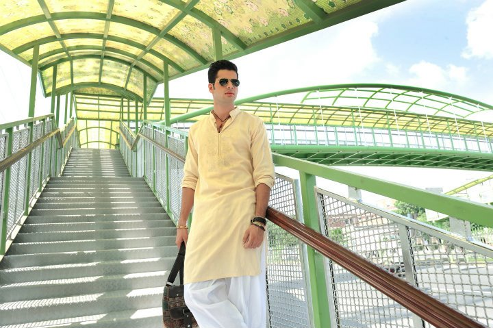 khaadi menswear kurta collection 2012