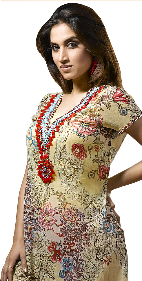 kurta patterns for women
