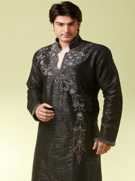 latest stylish kurta shalwar designs men 2012