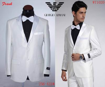 2012 Men Armani Suit