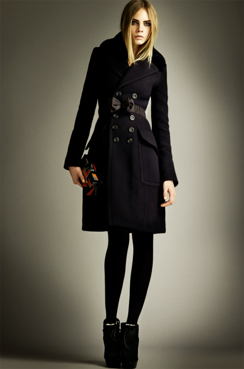 Burberry Prorsum coat 2012