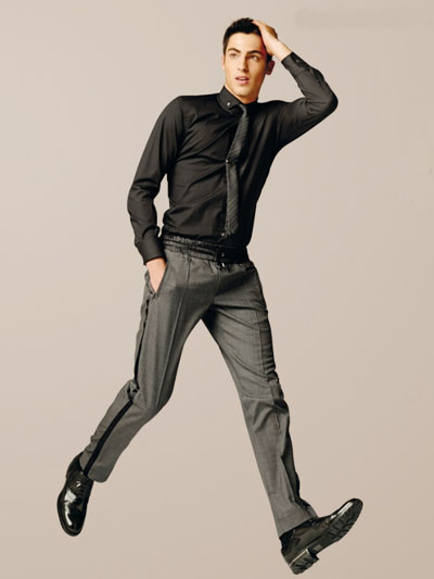 Evening dresses for Men 2012