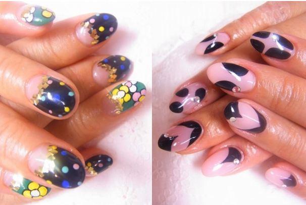 Fall 2012 Nail Designs